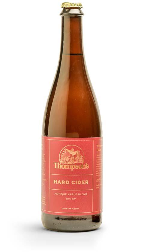 Thompson's Hard Cider